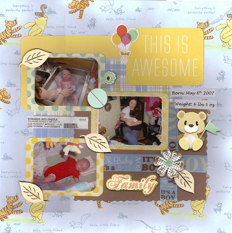 Bundle of Joy - Classic Pooh