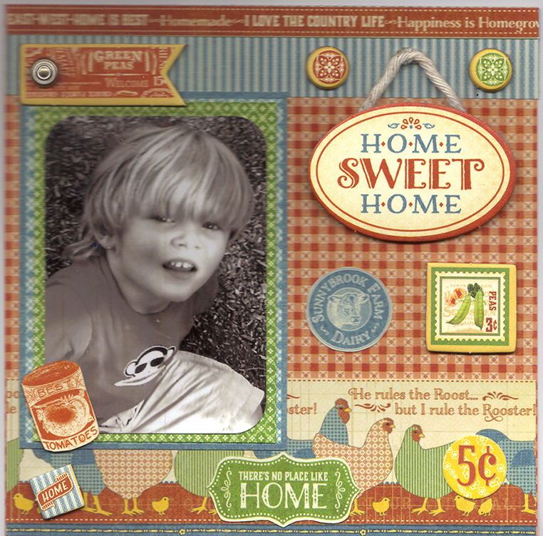Graphic45 Home Sweet Home