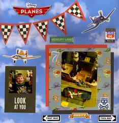 Disney Planes - March Movie Challenge