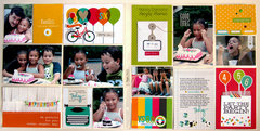 Simple Stories Project Life Birthday
