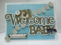 Baby Jeremiah