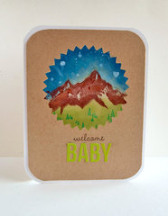 Mountain Baby Welcome