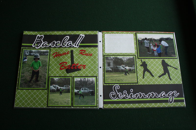 t-ball scrimmage page 1