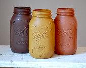 DIY mason jar decorations