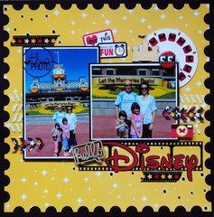 Hello Disney