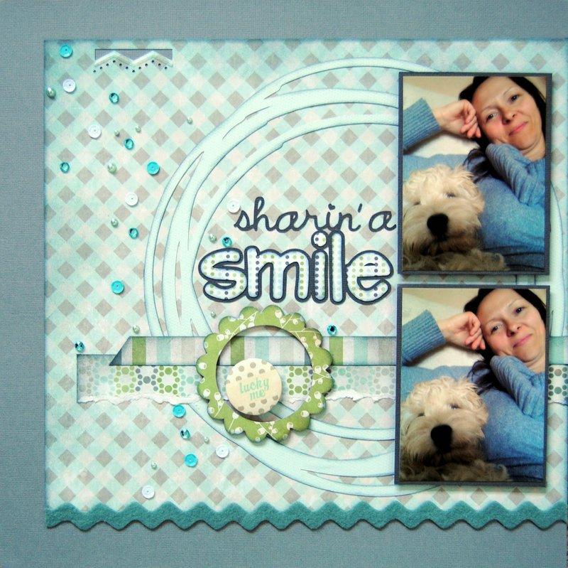 Sharin' a Smile