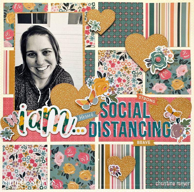I Am Social Distancing