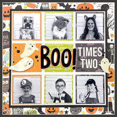 Boo! Times Two