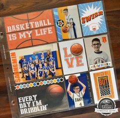 Basketrball Is My Life