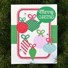 Merry Christmas - Doodlebug Design