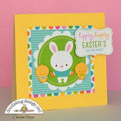 Hippity Hoppity Easter's on It's Way