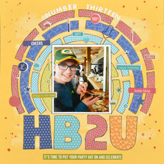 HB2U - Happy Birthday to You