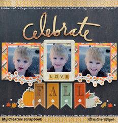Celebrate Fall Fun