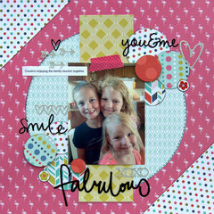 Fabulous - My Creative Scrapbook Kit