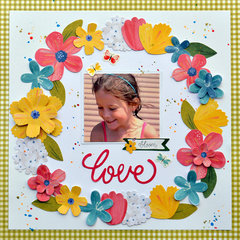 Love - My Creative Scrapbook