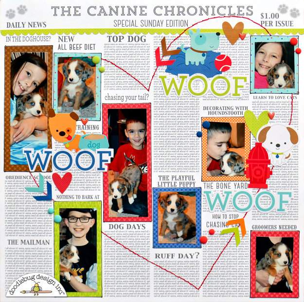 Canine Chronicles