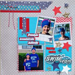 Swim Team - Paper House Productions