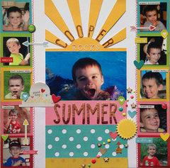 Cooper rocks Summer