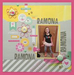 Ramona, Ramona, Ramona