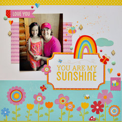 You Are My Sunshine by Christine Meyer
