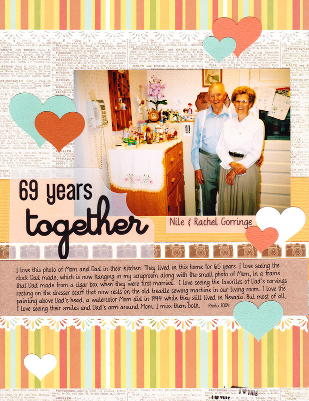 69 Years Together