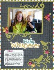 Baby Whisperer
