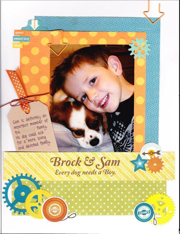 Brock & Sam