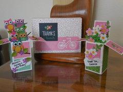 Box Cards and Card Box