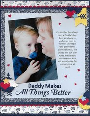 Daddy Makes All Things Better