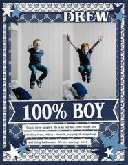 Drew 100% Boy