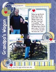 Grandpa's Wagon