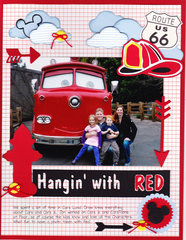 Hangin' With RED