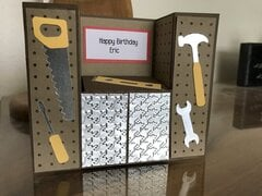 Workbench Birthday Card