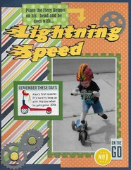 Lightning Speed