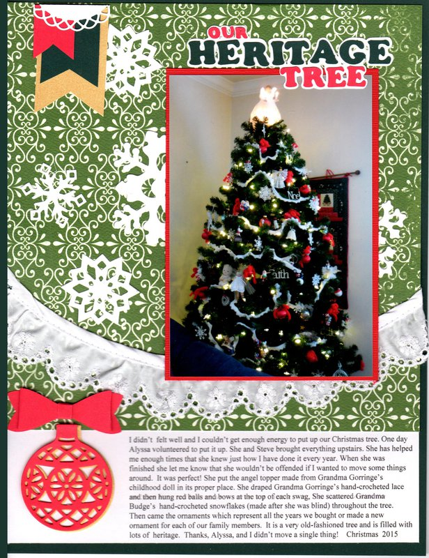 Our Heritage Tree