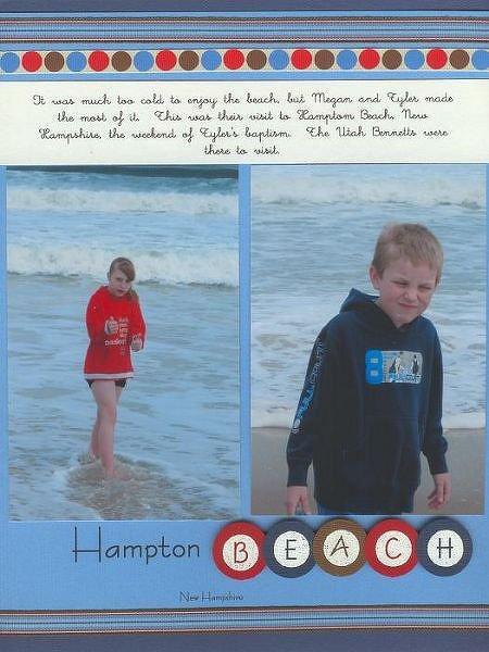 Hampton Beach *Pokey Peas 6*