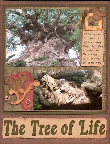 The Tree of Life    *CG 2009*   *Disney Challenge*