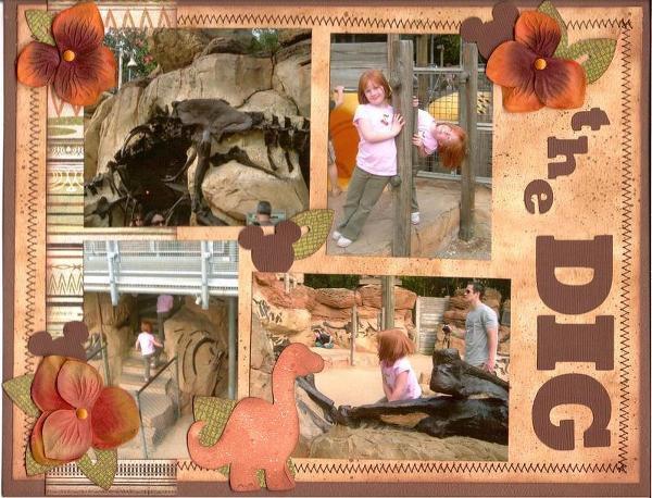 The Dig   *CG 2009*  *Disney Challenge*
