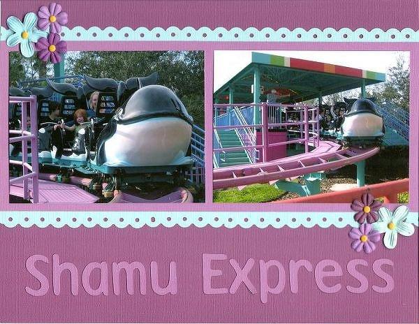 Shamu Express     *DW and Pokey Pea* Challenge
