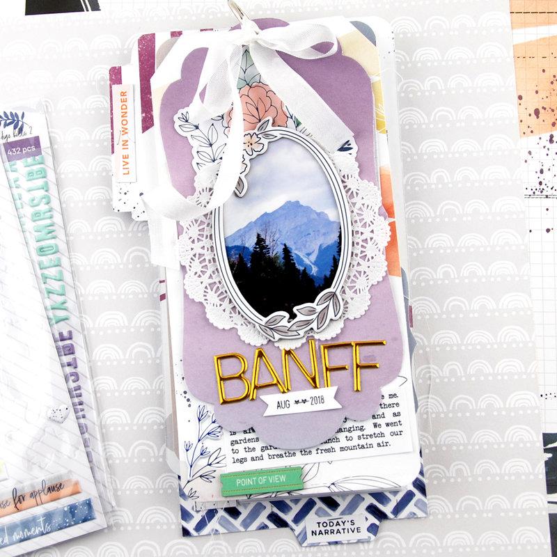 Banff Mini Trip Mini Album