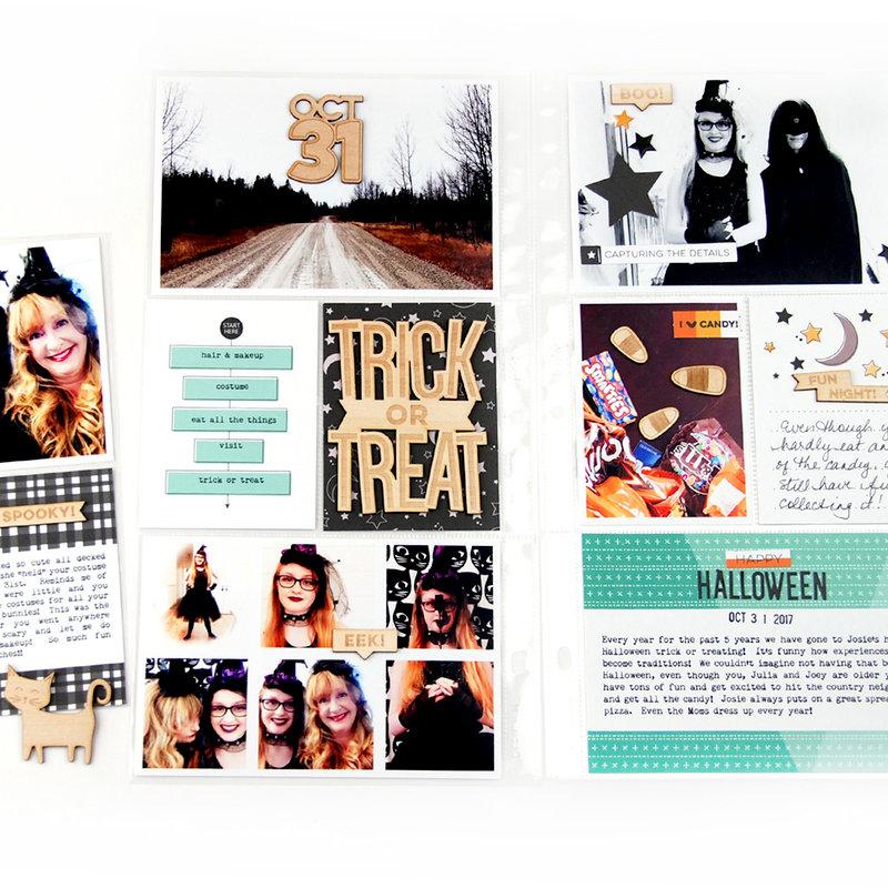Project Life Halloween