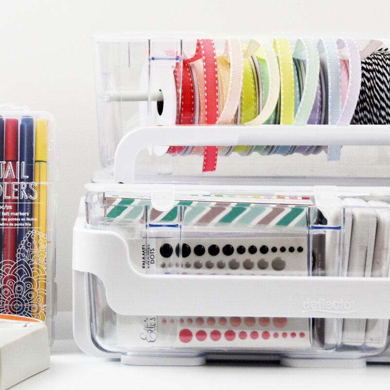 Pocket Album Organzition and Storage