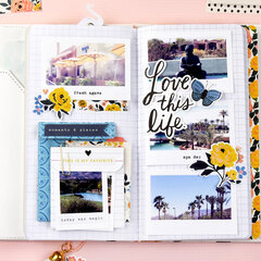 Palm Desert Traveler's Notebook