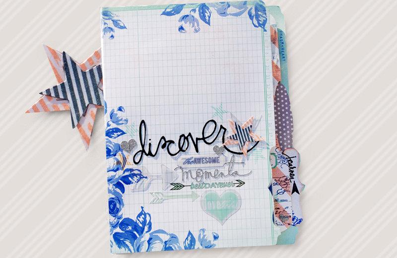 Discover Memory File Album