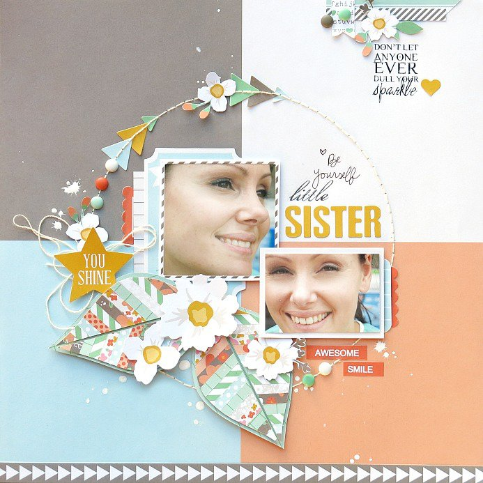 Little Sister by Melinda Spinks