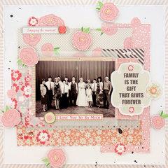 Family by Allie Stewart