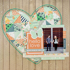 Hello Love by Allie Stewart