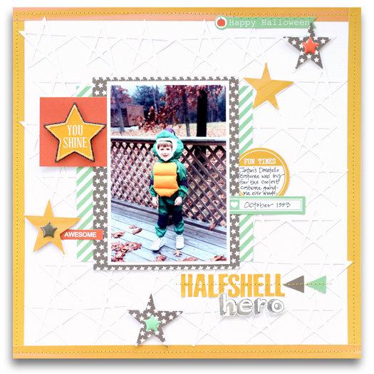 Halfshell Hero