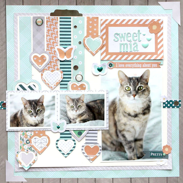 Sweet Mia by Pam Callaghan