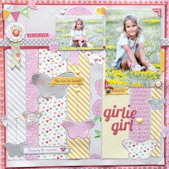 Girlie Girl by Pam Callaghan